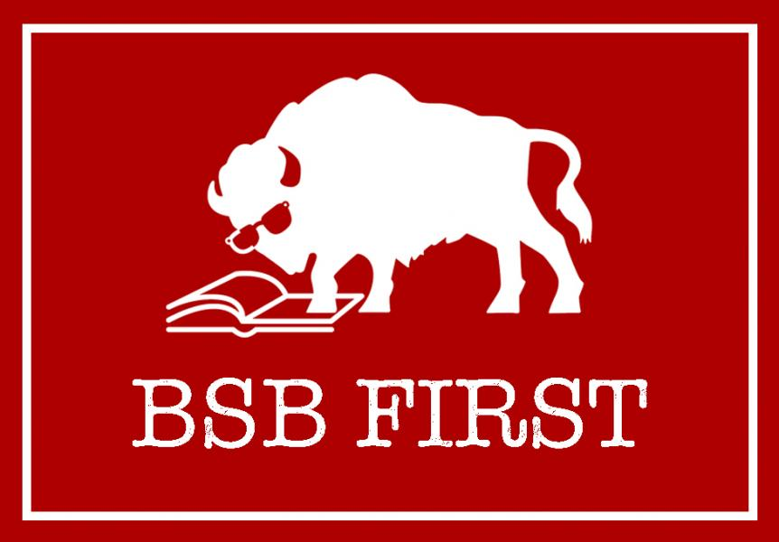 BSB First Fiction Logo