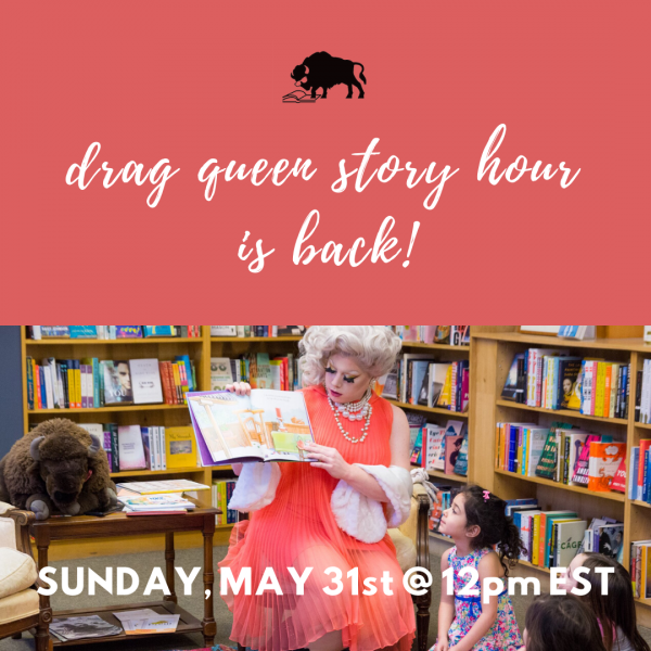 Drag Queen Story Hour May 31 Event
